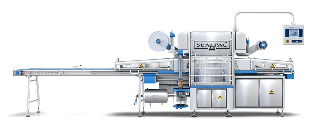 Traysealer A4 Sealpac