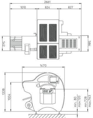wymiary automac 55