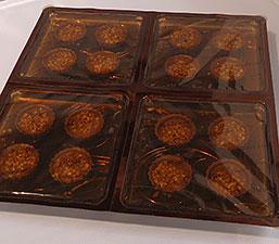 pakowanie słodyczy na maszynach Sealpac