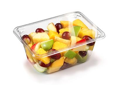 pakowanie owoców na maszynach Sealpac