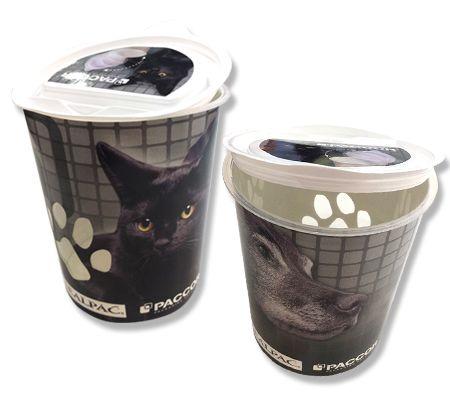 pakowanie karmy dla zwierząt na maszynach Sealpac