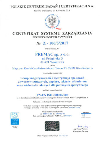 ISO 22000:2006
