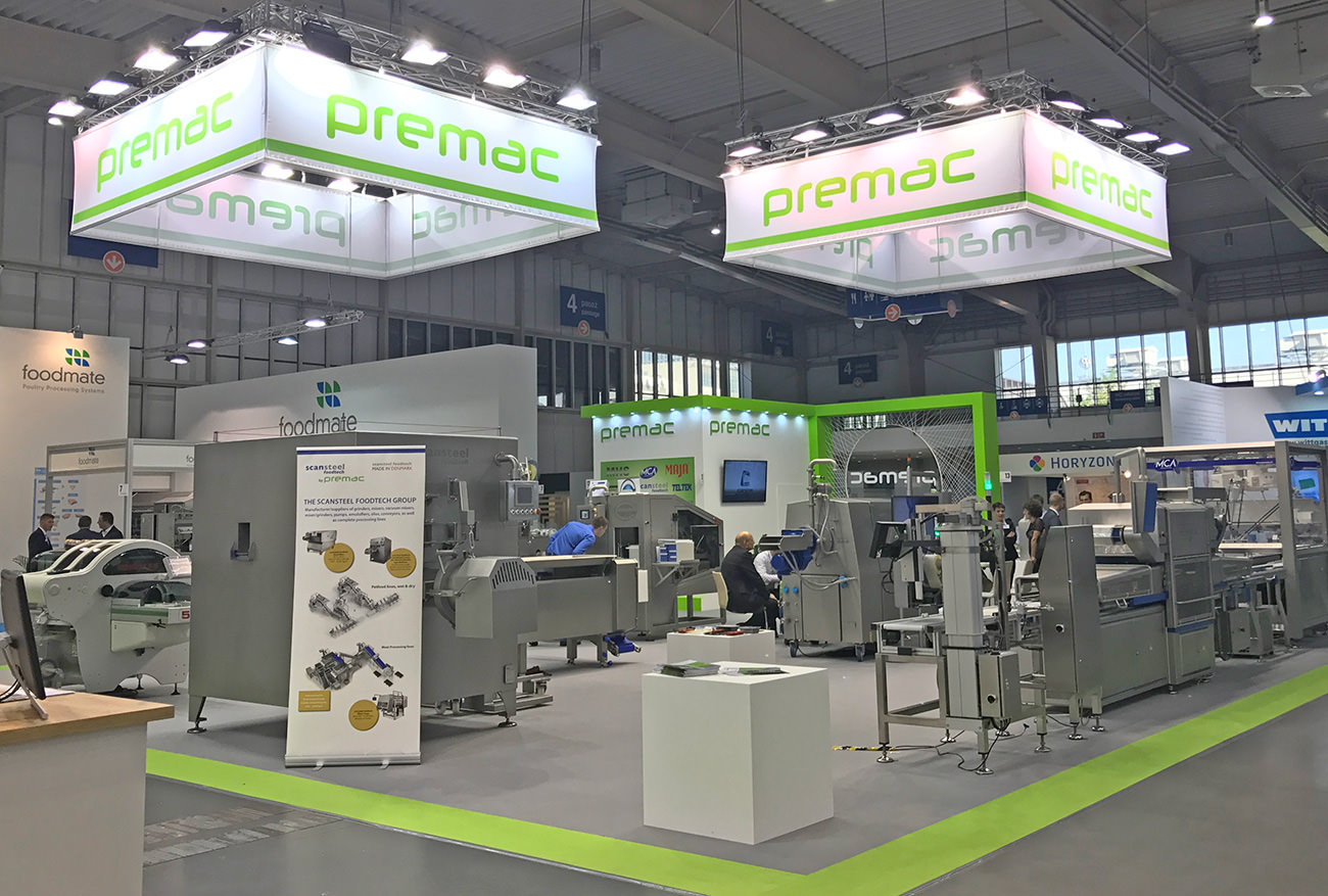 PolagraTech 2017 Stoisko Premac