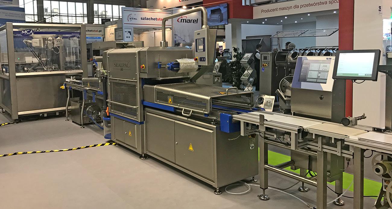Maszyna pakująca SEALPAC