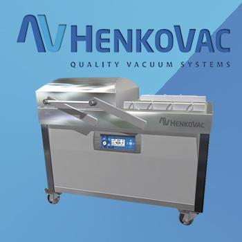 HENKOVAC - komorowe maszyny do pakowania próżniowego
