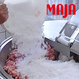Chłodzenie lodem łuskanym