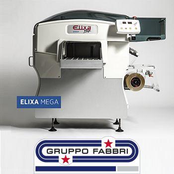 ELIXA - półautomaty do pakowania w folię rozciągliwą